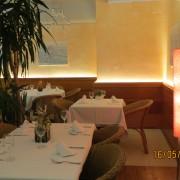 sala del restaurante Bravo